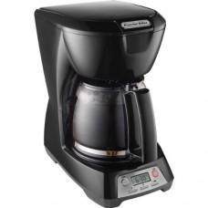 ProctorSilex - Black 12-Cup Programmable Coffeemaker