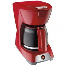 Brand New Hamilton Beach Ps 12Cup Coffeemaker Red