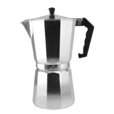 Wee's Beyond Aluminum Brew-Fresh Espresso/Coffee Maker 12-Cup 7526-12