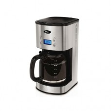 Oster 12-Cup Programmable Coffee Maker BVST-JBXSS41 - Stainless Steel by Oster