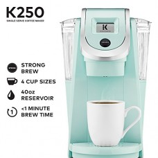 Keurig K250 Single-Serve Programmable Coffee Maker, Oasis