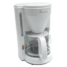 Toastmaster TCM10PW 10-Cup Automatic Coffee Maker