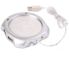 2013newestseller USB Heater Coffee Milk Tea Cup Mug Warmer Heating Pad Hub