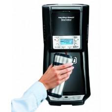 Hamilton Beach 48463 Brew Station Summit 12-Cup Dispensing Drip Coffeemaker