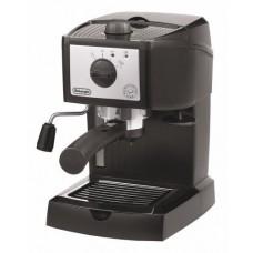 DeLonghi espresso / cappuccino maker black x silver EC152J by N/A
