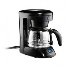 Andis Company - Coffeemaker 4 Cup Black