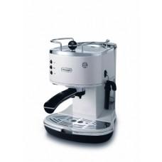 """DeLonghi (Delonghi) """"I Kona espresso cappuccino maker series"""" White ECO310W"""