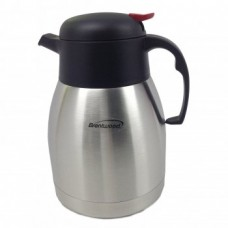 Brentwood 2.0L Vacuum S/S Coffee Pot-2Pack
