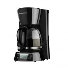 Black & Decker BCM1411B 900-watt Coffee Maker, 220-volt, Black