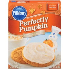 Pillsbury Perfectly Pumpkin Premium Cookie Mix (2 Pack)