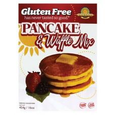 Kinnikinnick | Gluten Free Pancake & Waffle Mix 16 Oz [1 Pack]