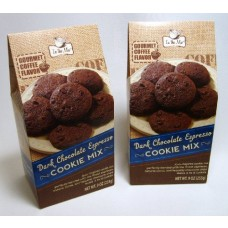 In the Mix Gourmet Coffee Flavor Dark Chocolate Expresso Cookie Mix, 9 Oz Pkg (2-pack)