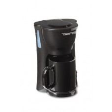 Toastess TFC-326 Personal-Size 1-Cup Coffeemaker, Black