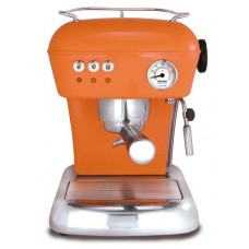 ASCASO DREAM espresso machine mandarin orange
