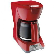 Hamilton Beach Genuine PS 12cup Coffeemaker Red