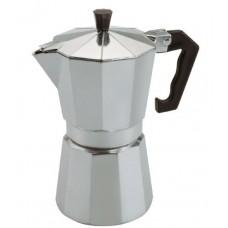 Caroni VE03111 1-Cup Monti Aluminum Stove Top Espresso Coffee Maker