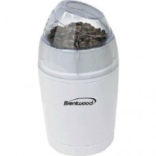 Brentwood Coffee Grinder - 3.50 oz - White-CG-150