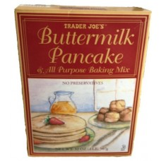 2 Packs Trader Joe's Buttermilk Pancake Mix