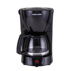 Black & Decker DCM600 8-10 Cup Coffee Maker, 220 Volts (Not for USA - European Cord)