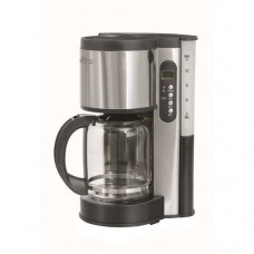Stainless Steel Programmable 12-cup Coffee Maker