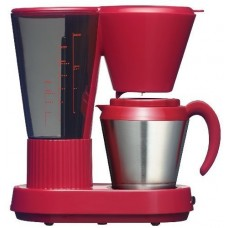 deviceSTYLE Brunopasso Thermo coffee maker Italian Red CA-5S-R by N/A