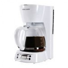 Black& Decker 12-cup Programmable Coffee Maker