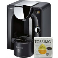 Bosch Tassimo T55 Beverage System and Coffee Brewer with Pack of T Discs