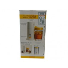 Mr. Coffee 3 Quart Iced Tea Maker, TM3 (Yellow)
