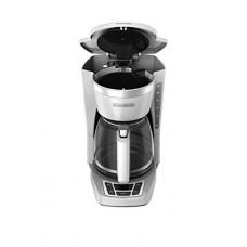 BLACK+DECKER 12-Cup Programmable Coffeemaker, White, CM1160W