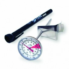 CDN IRB220-F ProAccurate Insta-Read NSF Beverage and Frothing Thermometer, 5-inch stem