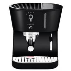 KRUPS XP420050 Perfecto Pump Espresso Machine with KRUPS Precise Tamp Technology, Black