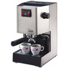 Gaggia Classic Espresso Machine - Brushed Steel|14101