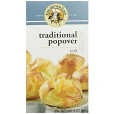 King Arthur Flour Traditional Popover Mix, 9 Ounce