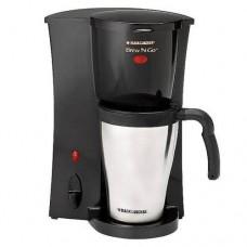 Black & Decker Brew 'N Go Personal Coffeemaker and 15-oz. Travel Mug
