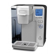 Cuisinart SS-700 Single Serve Brewing System, Silver - Powered by Keurig (Certified Refurbished)