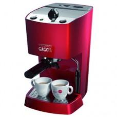 Espresso machine maker Gaggia Red semi automatic 12700