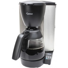 Capresso 484.05 MG600 Plus 10-Cup Programmable Coffee Maker with Glass Carafe