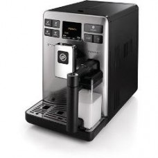 Saeco HD8852/47 Energica Focus Automatic Espresso Machine Stainless Steel