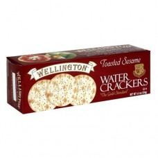 Wellington Sesame Crackers, 4.4-Ounces (Pack of 12)