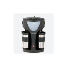 TOASTESS Toastess Silhouette Twin Coffee Maker / TFC-42T /