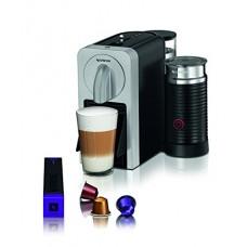 Nespresso D75-US-SI-NE Prodigio With Milk Espresso Maker, Silver