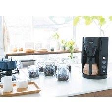 Zojirushi Coffee Maker 珈琲通 (Coffee-Tsu) EC-RS40-BA (Black)【Japan Domestic Genuine Products】【Ships from Japan】