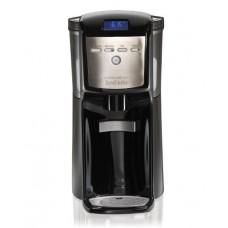 Hamilton Beach 47701 BrewStation 12-Cup Dispensing Coffeemaker, Black