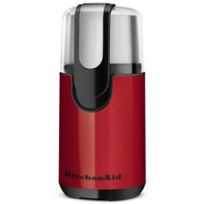 New Kitchenaid Blade Coffee Grinder Empire Red Bcg111er Stainless Steel Bowl Fast Shipping By Fedex