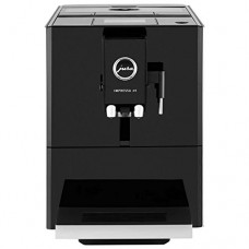 Jura A9 Automatic Coffee Machine, Black with Jura 65381 Stainless-Steel 20-Ounce Milk Container with Lid