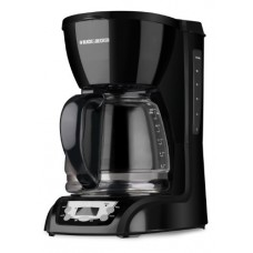 Black & Decker® DLX1050B 12-Cup Programmable Coffeemaker, Black