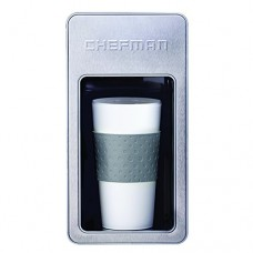 Chefman RJ14-M-S-Gr Single Serve Coffee Maker, Grey