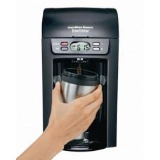 Hamilton Beach 48274 Brew Station 6-Cup Coffeemaker, Black