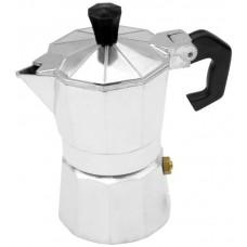BC Classics BC-17710 1-Cup Aluminum Espresso Maker