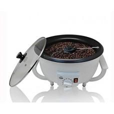 Household Coffee Bean Roaster Durable Coffee Beans Baker Electric Coffee Beans Roasting Machine (110V)